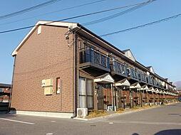 滋賀県長浜市小堀町の賃貸アパートの外観
