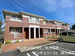 コート・ドール蛍ヶ丘[1階]の外観
