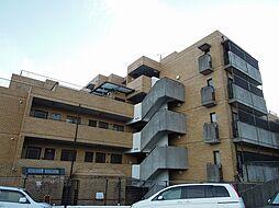 大阪府豊中市永楽荘3丁目の賃貸マンションの外観