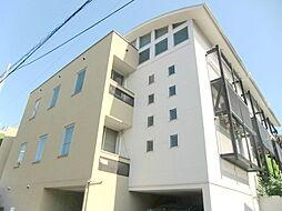 東京都世田谷区代田5丁目の賃貸アパートの外観