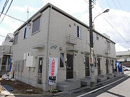 JR中央線 西八王子駅 徒歩3分の賃貸アパート