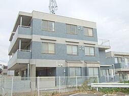 神奈川県川崎市宮前区犬蔵3丁目の賃貸マンションの外観