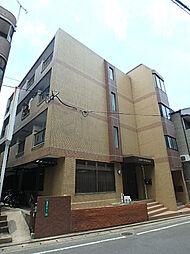 パークコート箱崎[4階]の外観