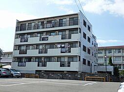 大阪府豊中市中桜塚4丁目の賃貸マンションの外観