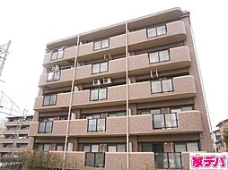 愛知県岡崎市真伝2丁目の賃貸マンションの外観
