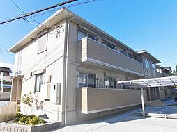 神奈川県綾瀬市深谷上6丁目の賃貸アパートの外観