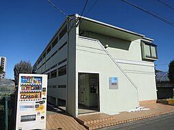 東京都江戸川区春江町2丁目の賃貸アパートの外観