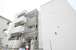 大阪府吹田市垂水町2丁目の賃貸アパートの外観