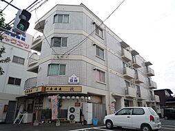 徳島県徳島市末広1丁目の賃貸マンションの外観