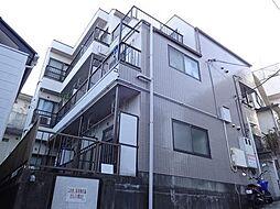 神奈川県横浜市旭区笹野台1丁目の賃貸マンションの外観