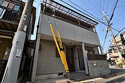 [一戸建] 大阪府松原市立部3丁目 の賃貸【/】の外観