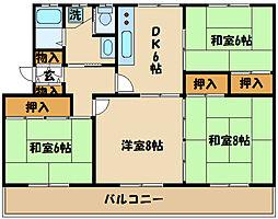 高幡不動駅 7.5万円
