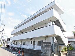 神奈川県横浜市瀬谷区本郷3丁目の賃貸マンションの外観