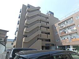 大阪府豊中市豊南町西3丁目の賃貸マンションの外観