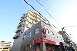 千葉県市川市富浜2丁目の賃貸アパートの外観