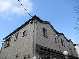 東京都大田区大森東4丁目の賃貸アパートの外観