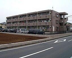 栃木県小山市西城南2丁目の賃貸マンションの外観