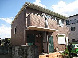 東京都足立区堀之内2丁目の賃貸アパートの外観