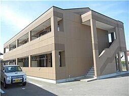 大阪府堺市中区辻之の賃貸アパートの外観
