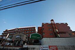 ハイクレスト光善寺[1階]の外観