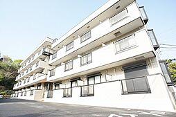 千葉県流山市大字鰭ケ崎の賃貸マンションの外観