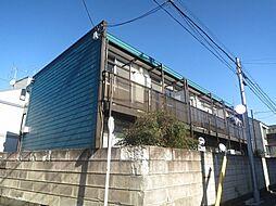 アパルト50[2階]の外観