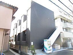 小田急多摩線 五月台駅 徒歩12分の賃貸アパート