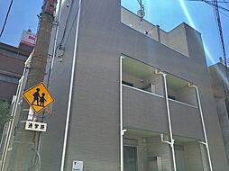 ドリーミン[2階]の外観