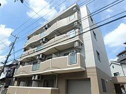 東京都日野市大字日野の賃貸マンションの外観