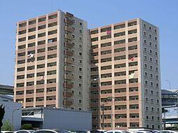 リファレンス箱崎[3階]の外観