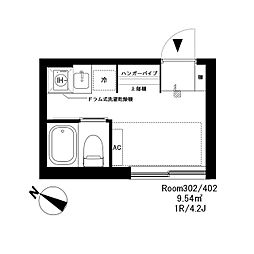 SH3198[2階]の間取り