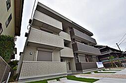 VILLA北花田D-room[3階]の外観