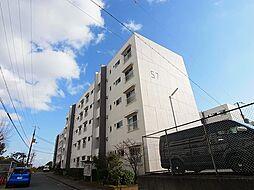 兵庫県神戸市須磨区高倉台3丁目の賃貸マンションの外観