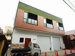 大阪府豊中市庄内西町3丁目の賃貸アパートの外観