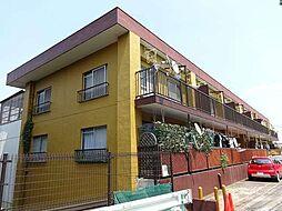 本村コーポ[2階]の外観