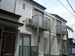 神奈川県横浜市磯子区丸山1丁目の賃貸アパートの外観