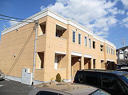パームヒルズ カネヨシ A棟[2階]の外観