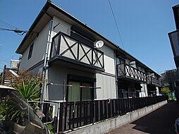 メゾン桜木[1階]の外観