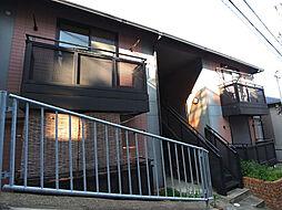 ヴューテラス1024[2階]の外観