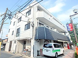 JR中央線 武蔵小金井駅 バス10分 浅間町下車 徒歩3分の賃貸マンション