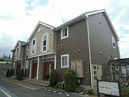 大阪府豊中市小曽根3丁目の賃貸アパートの外観