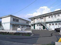 篠栗第一コーポ B[202号室]の外観