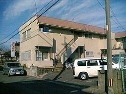 勝村コーポ A棟[102号室]の外観