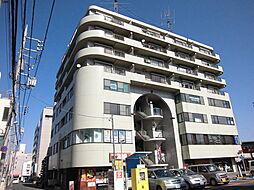 埼玉県入間市豊岡1丁目の賃貸マンションの外観