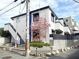 大阪府豊中市庄内東町3丁目の賃貸マンションの外観