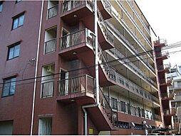 横浜反町クリーンマンション[501号室]の外観