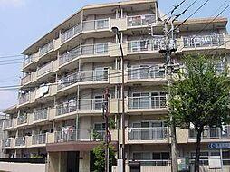 サンハイム茂呂[4階]の外観