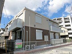 Maison Platano[2階]の外観