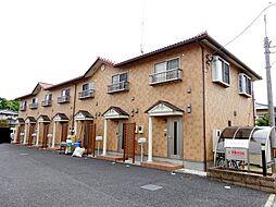 [テラスハウス] 茨城県筑西市門井 の賃貸【/】の外観