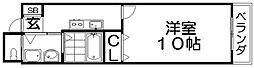 ロベリアコート[3階]の間取り